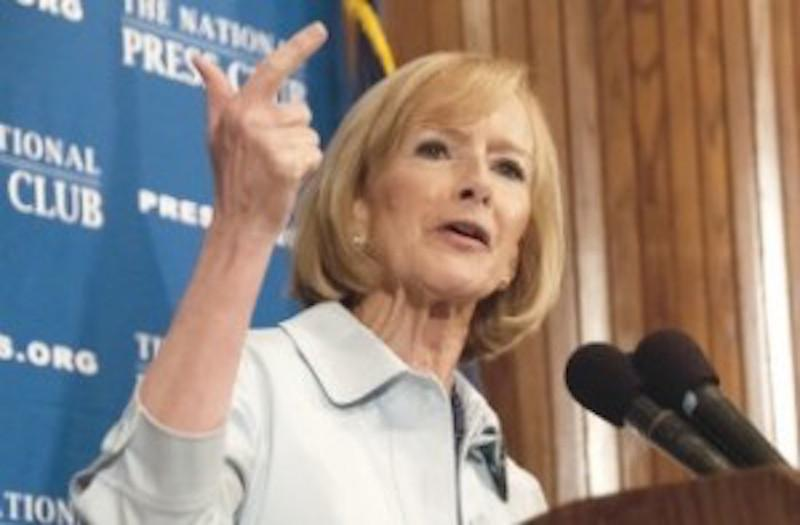 PBS Judy Woodruff exposed as another Clinton donor