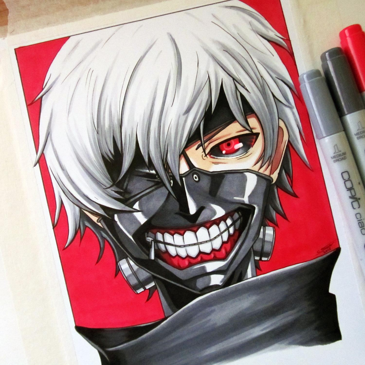 """Christopher Straver On Twitter: """"Here's My @copicmarker"""