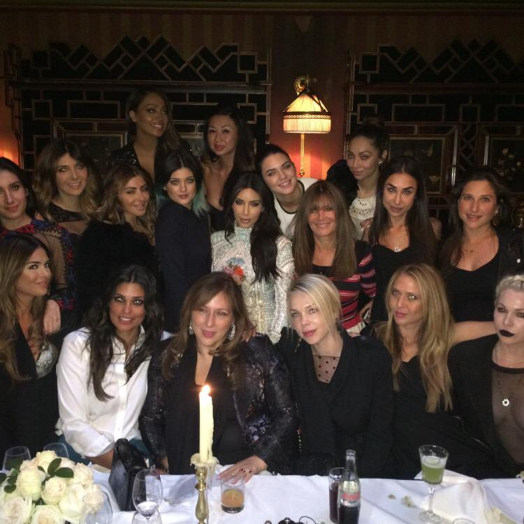 I will never forget last yr at my bachelorette dinner all the speeches & friends that came to Paris to celebrate! Xo http://t.co/3cosXMKo3f