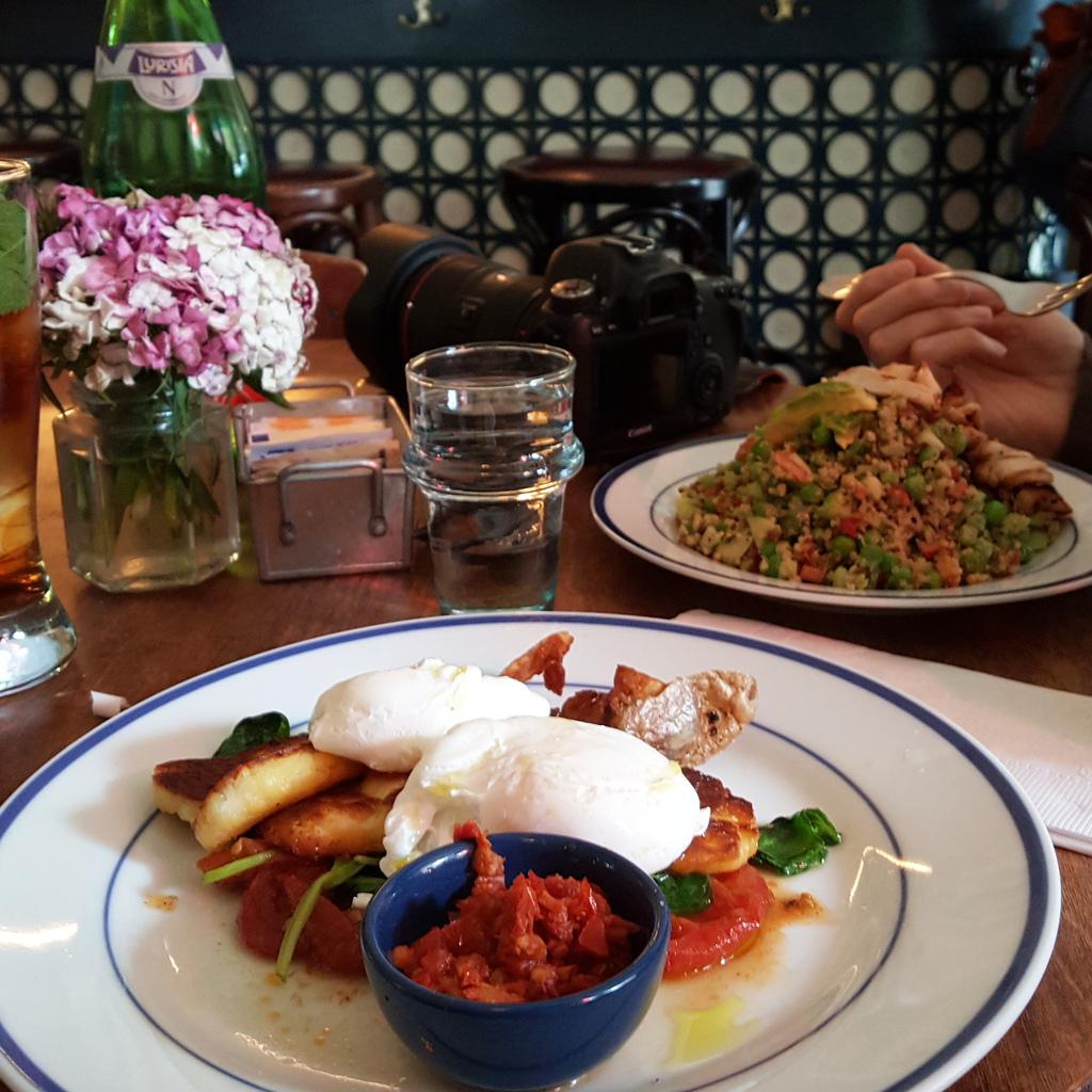 Delicious @ Rin Tin Tin restaurant #Nolita #NYC🍳🍴 Happy Memorial Day Weekend! 💕 http://t.co/VDSjImMaYf