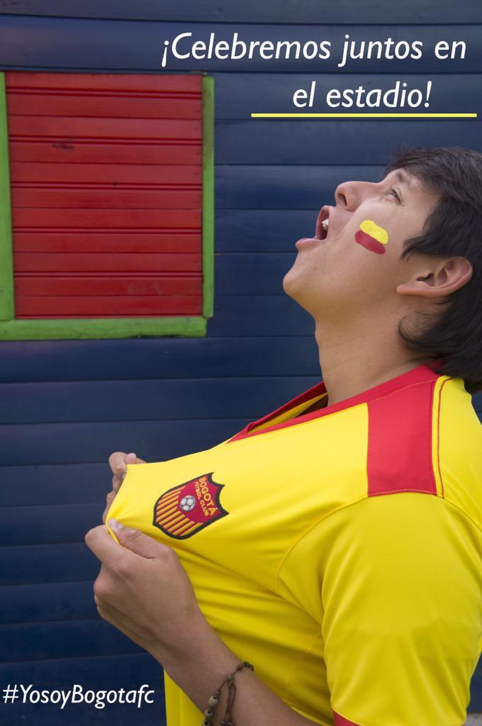 El elenco bogotano invita al Estadio gratis a todo el que compre la camiseta del Club en edición limitada