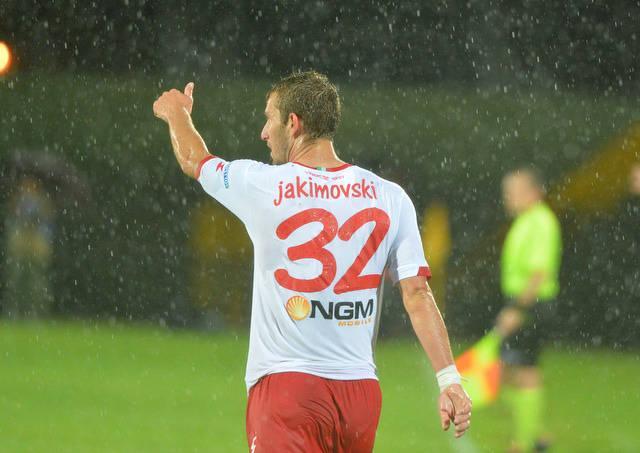 Jakimovski gives a thumbs up