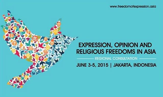 Expression, Opinion and Religious Freedoms in Asia | 3-5 June, 2015 | Jakarta, Indonesia http://t.co/Ocft2RTzGX