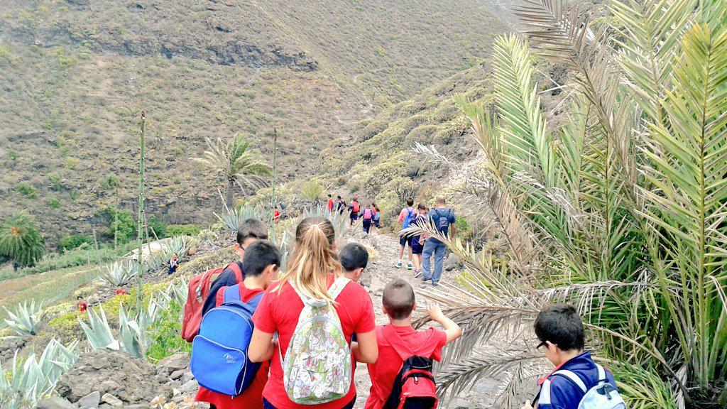 Descendiendo el Camino de los Muertos. I♡Gran Canaria ¿Por qué lo llamaban así? ¿Sabes dónde está?  #GCRural #sendero http://t.co/LEEkc6kQmJ