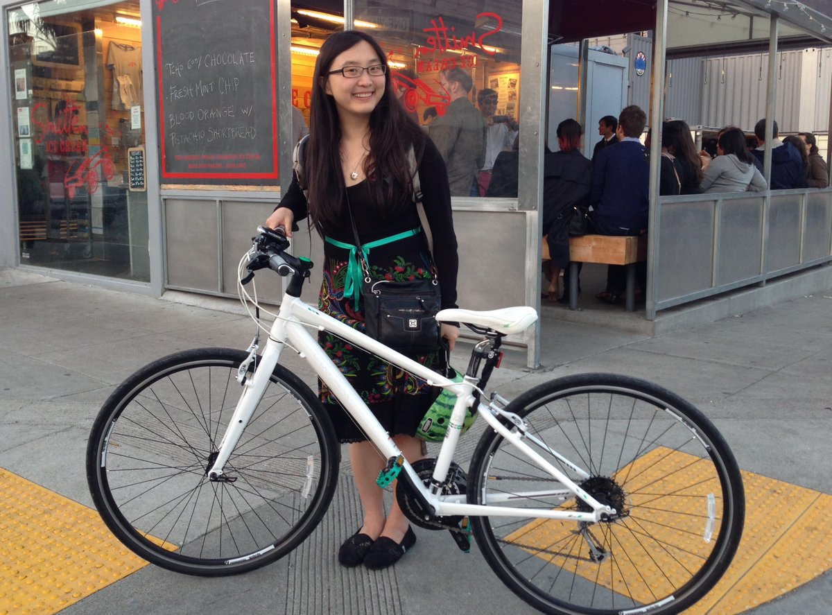 Anyone seen my beautiful white & green Trek 7.3FX? Stolen from our garage on Wednesday morning - @stolenbikessfo http://t.co/ea7sC7Wi28