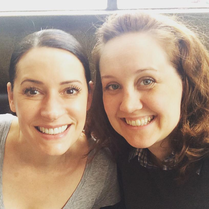 Lunch with my gal-pal @pagetpaget before our last show! EVER! #TAHDownUnder http://t.co/xMUInmjvDZ