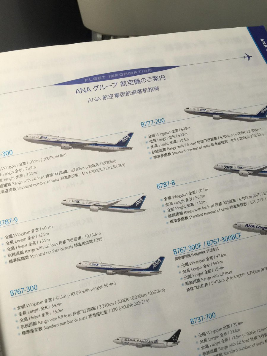 ANAグループ航空機のご案内……んん?? http://t.co/5X4AX4IoDo