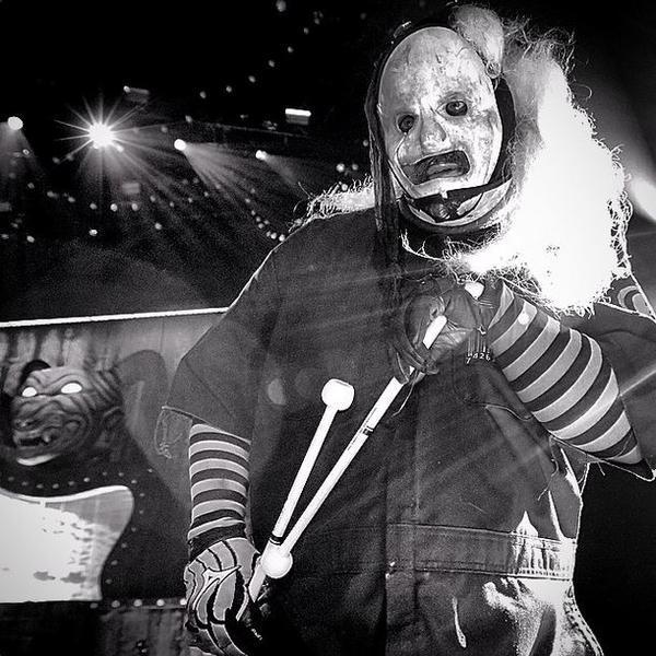 Shawn Crahan Shawn 'clown' Crahan
