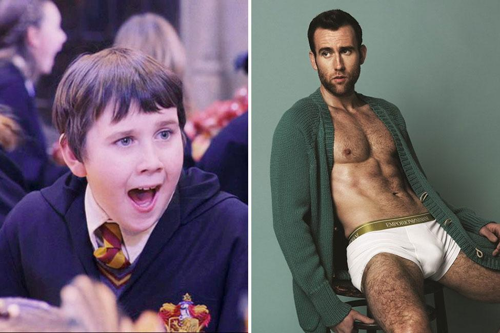 Harry potter cast then and now tumblr