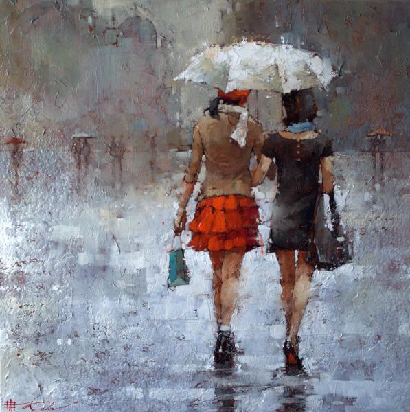 painting by andre kohn   pintura art artwit twitart