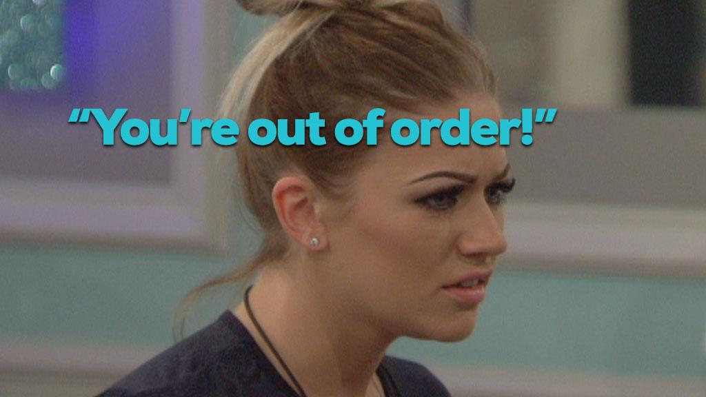 Sarah and Cristian had a bedroom showdown last night. Some people just can't get along http://t.co/U9uCoC1AfO #BBUK http://t.co/UBJnQ3yrWA