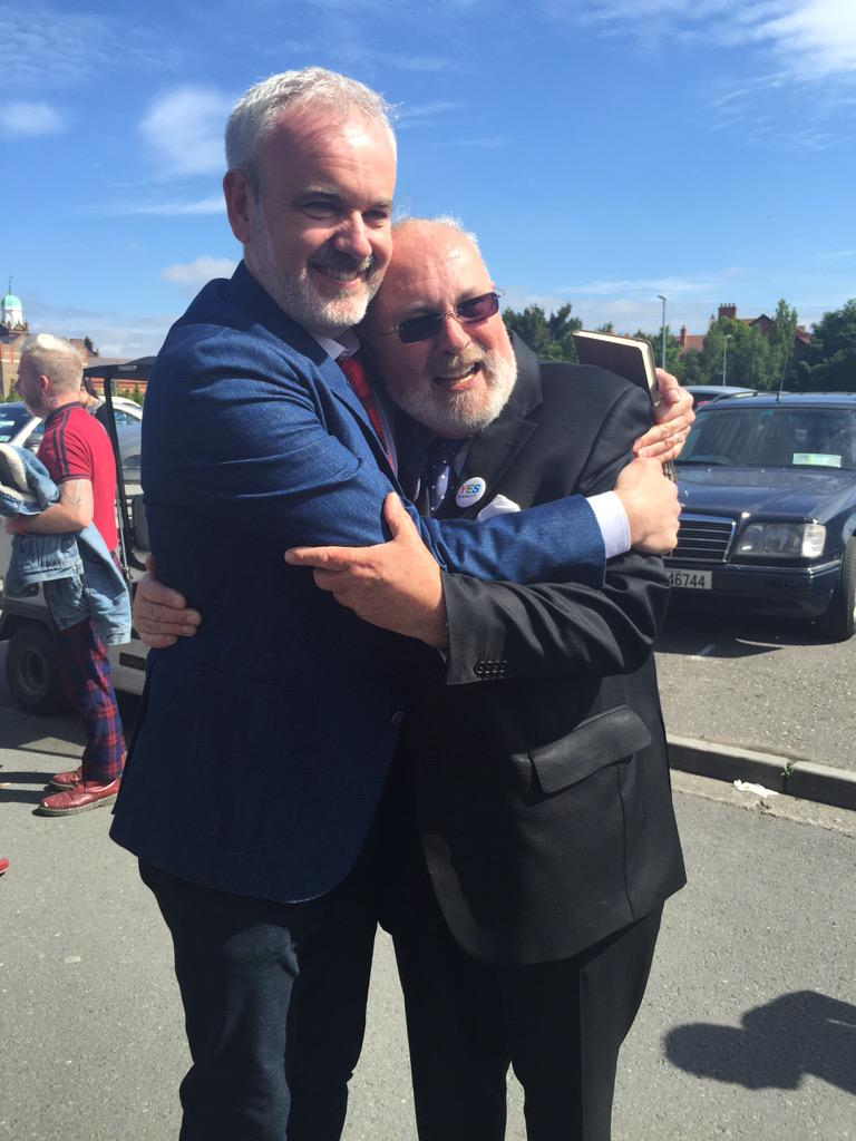 Hugs from @Colmogorman http://t.co/e4MNqj4VCY