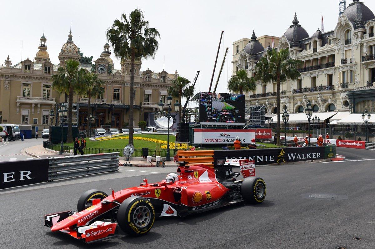 Oggi la gara del GP di Monte Carlo F1: orari e griglia di partenza a Monaco. Vettel (Ferrari) vuole infilarsi tra le Mercedes