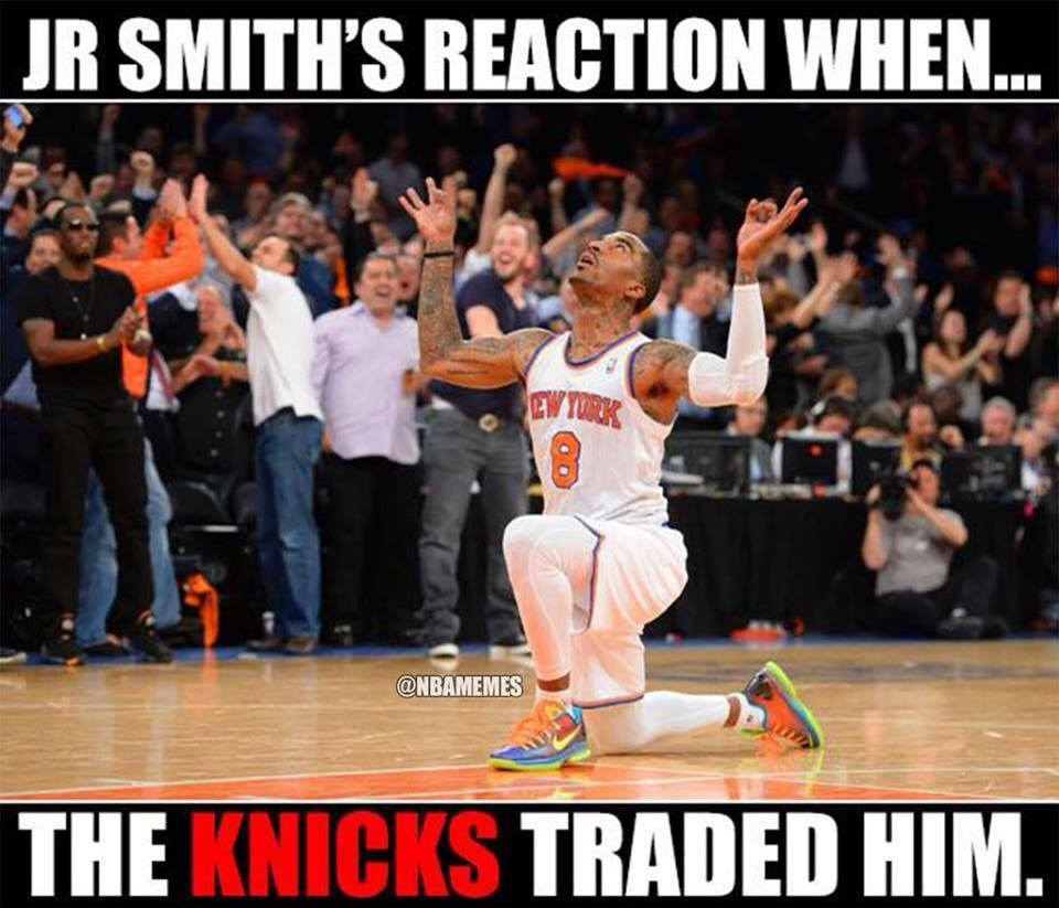 "NBA Memes On Twitter: ""Ever Since Leaving NY, Life Has"