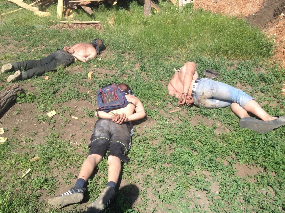 Возле Крымского произошло боестолкновение между подразделением ВСУ и боевиками, - пресс-центр АТО - Цензор.НЕТ 8080