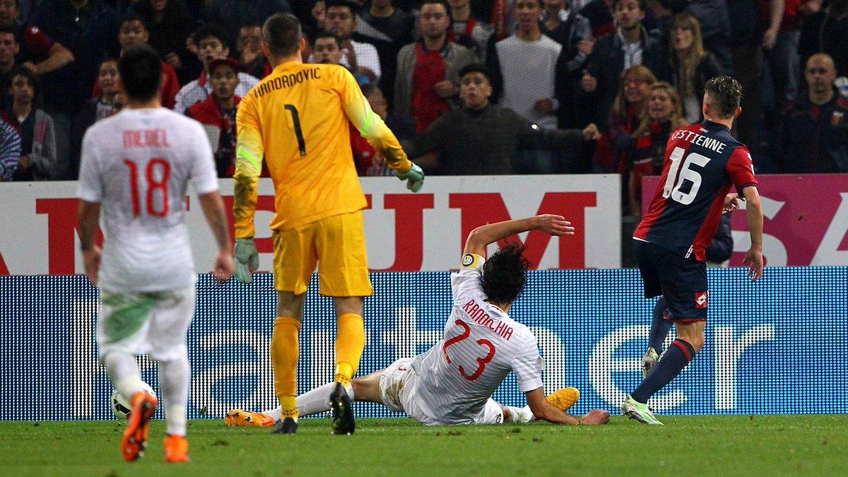 Genoa-Inter 3-2 VIDEO, il Genoa adesso sogna l'Europa League (licenza UEFA permettendo)