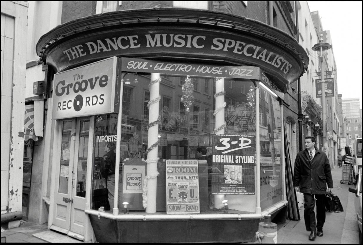 The London Music Scene In The 1980s