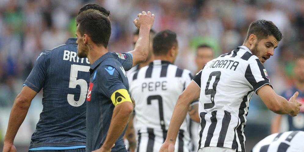 NAPOLI-JUVENTUS in Streaming Gratis Diretta Sky Serie A