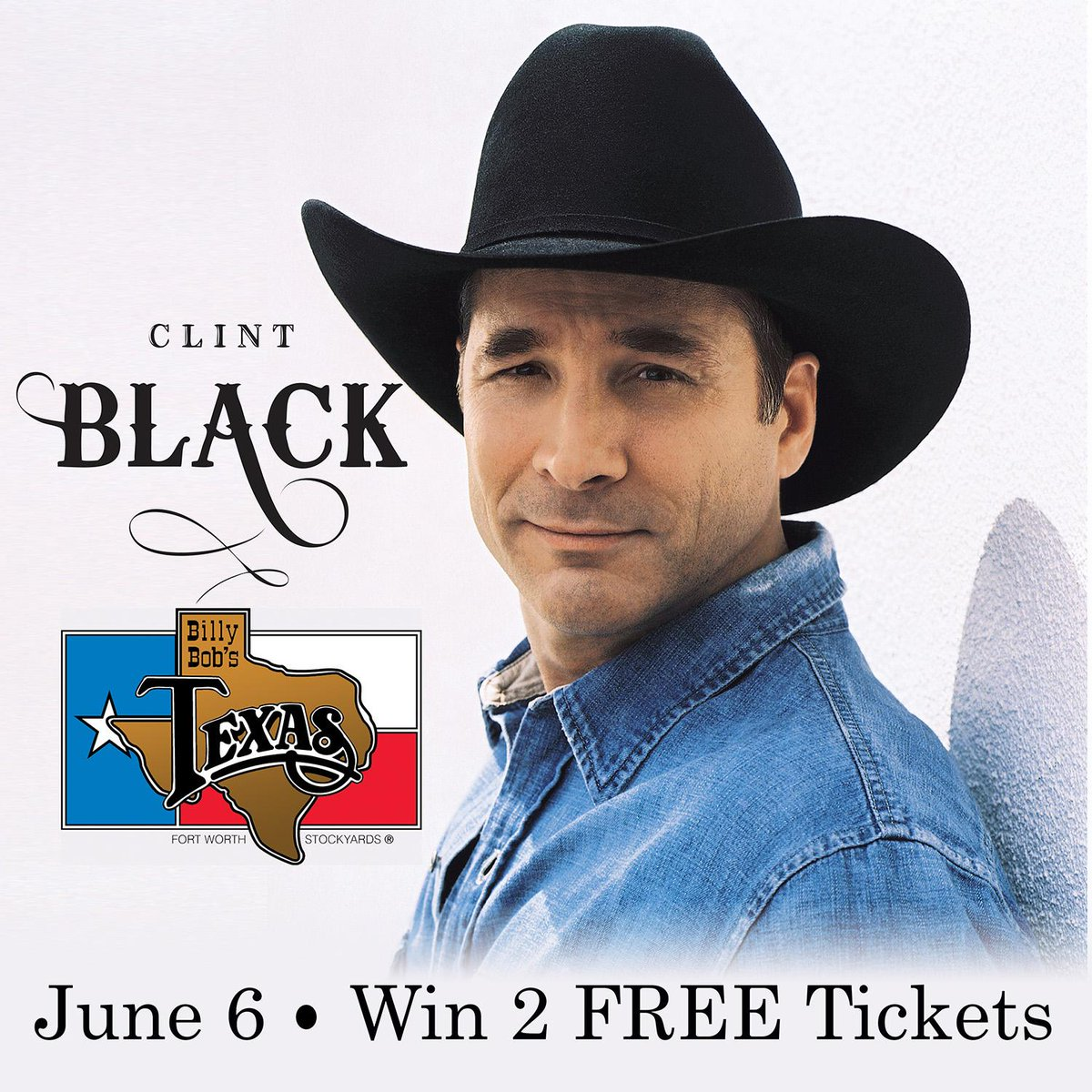 I'll be at @BillyBobsTexas on 6/6! RT this image for a chance to win a pair of tickets! http://t.co/1z6xTwF5r1 http://t.co/Erg1yoziFV