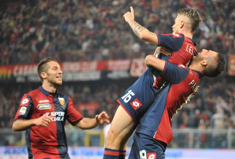 Genoa-Inter 3-2 Video highlights, Kucka regala la vittoria all'89esimo