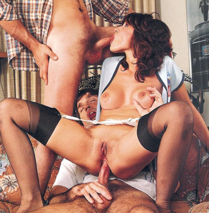 Vintage backset porn