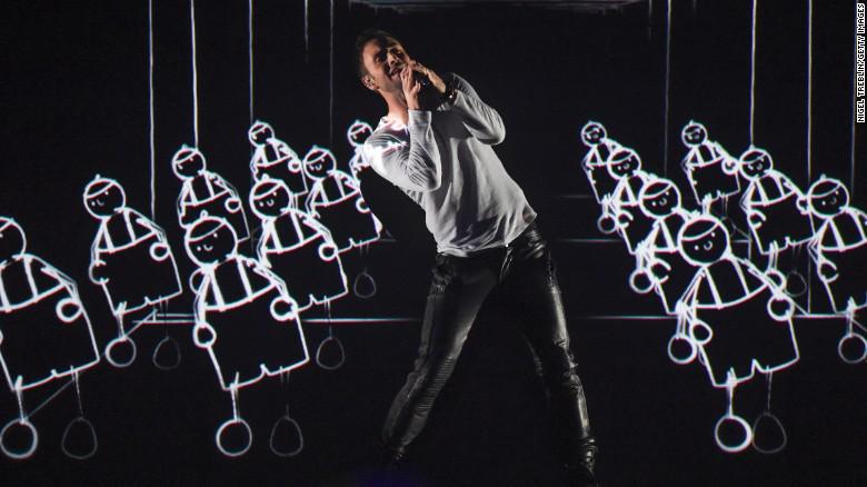 Eurovision 2015: vince un cantante svedese di musica pop, Il Volo terzi classificati