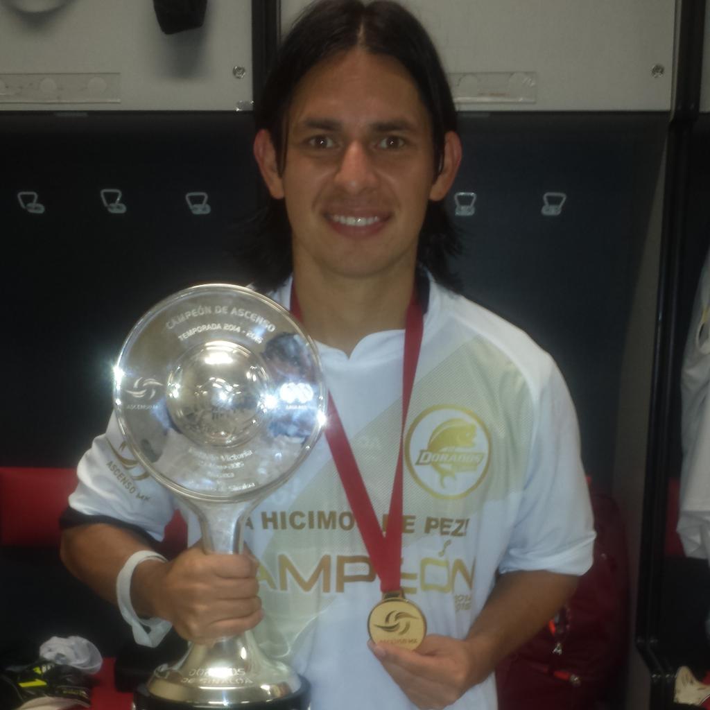 Campeonessss!! Somos de primera #dorados grandee!! http://t.co/2YkjTLbMsz