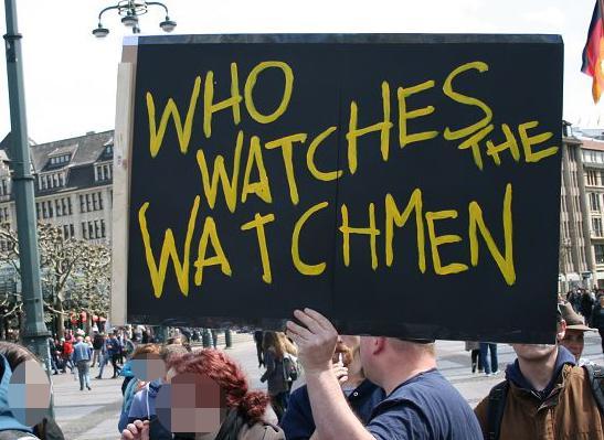 #wastun #BND #AnDieKette RT @kattascha Genau deshalb sind Geheimdienste ein Fremdkörper in der Demokratie #NSA #NSAUA http://t.co/NQ8io1pAYh