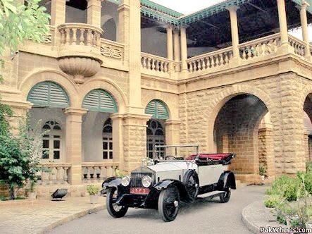 "Glad we'v preserved sme history! ""@jinnahspak: RollsRoyce Silver Ghost (1924), used by Jinnah, owned by Karim Chappra http://t.co/5FHRwA0lvX"