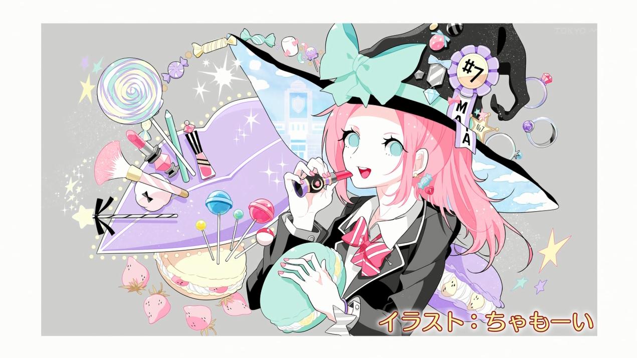 エンドカード #yamajo #tokyomx http://t.co/HvPe8KtqEm