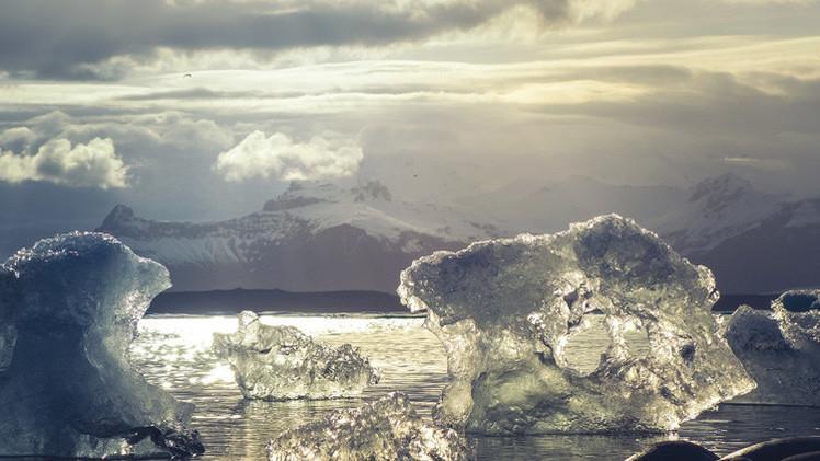 FOTO i ghiacciai dell'Antartide si stanno ritirando con un ritmo accelerato
