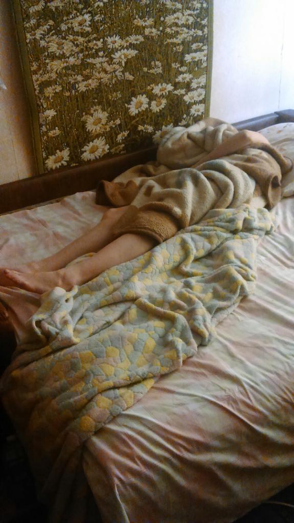 Подглядывание со спящими