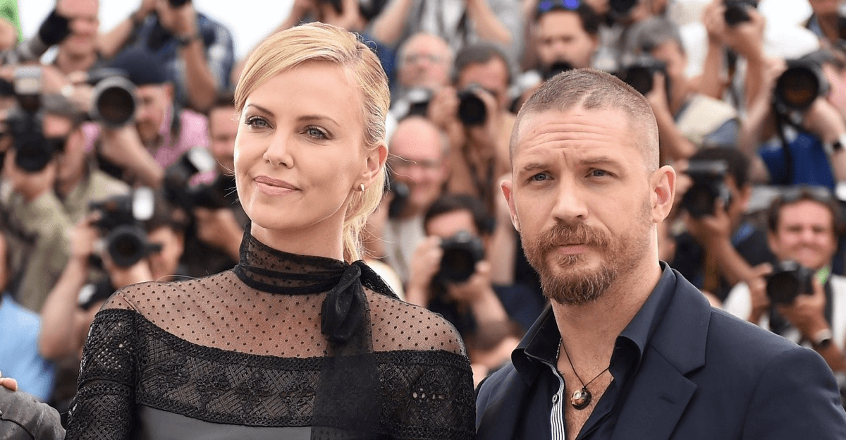 For years, actor tom hardy has supported awesome women in ...