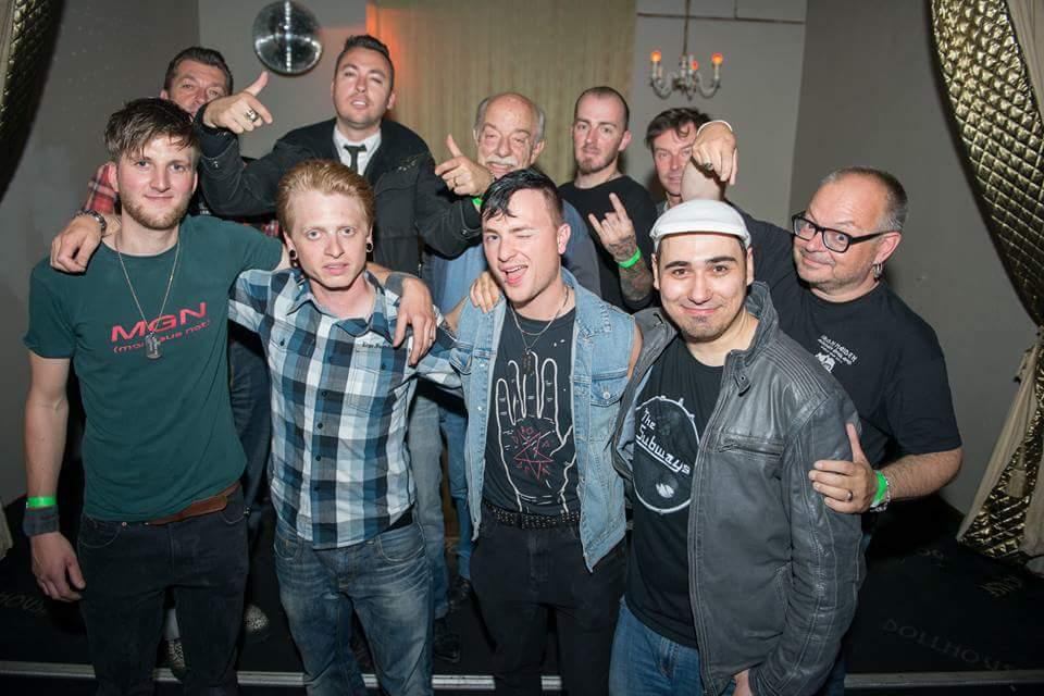 The Three Sum On Twitter RockTheRing Band Battle Winner Pic Bruno Leutwyler Mikki Chixx Huber Kay Brehm Florian Ast Stefan Matthey