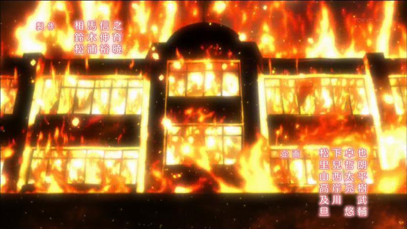 燃え散れ。 #yamajo #tokyomx http://t.co/dQDemABslN