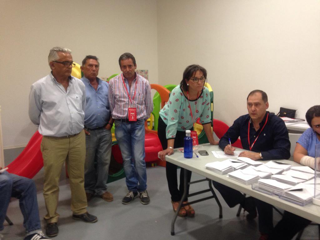 El PSOE gana las elecciones municipales de Valencia del Ventoso por tercera vez consecutiva http://t.co/XqJW70Yzmd