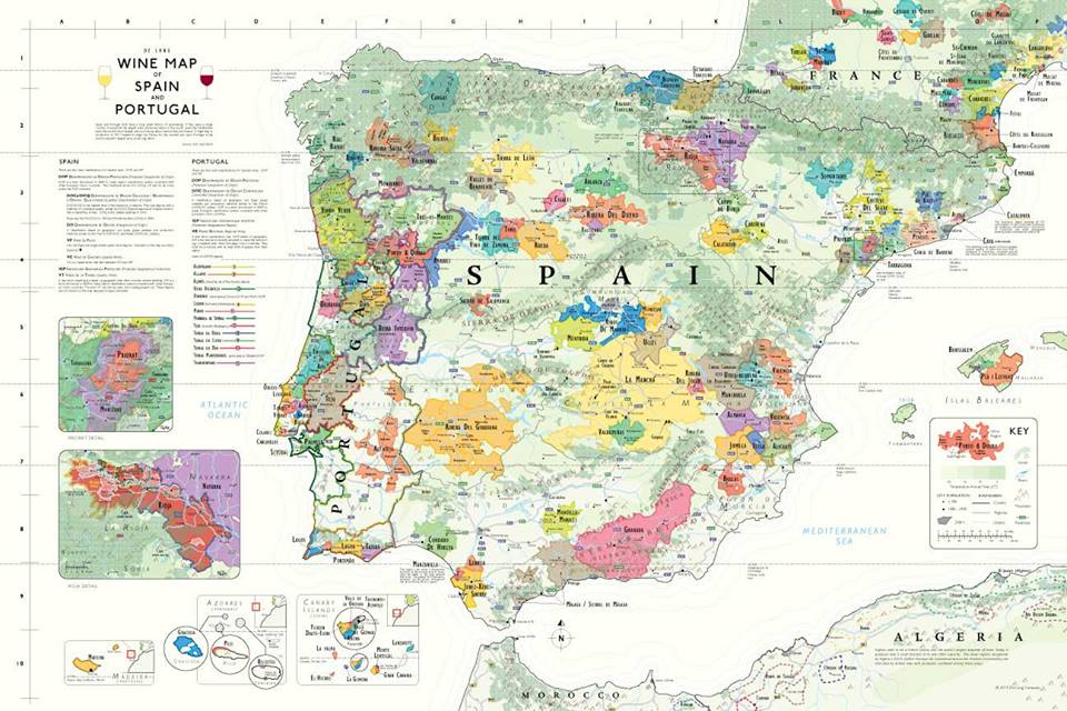 The maps themselves are beautiful pieces. But when map is #wine there becomes a work of art MT @Alentejowines<br>http://pic.twitter.com/IbDhZm4Oaw