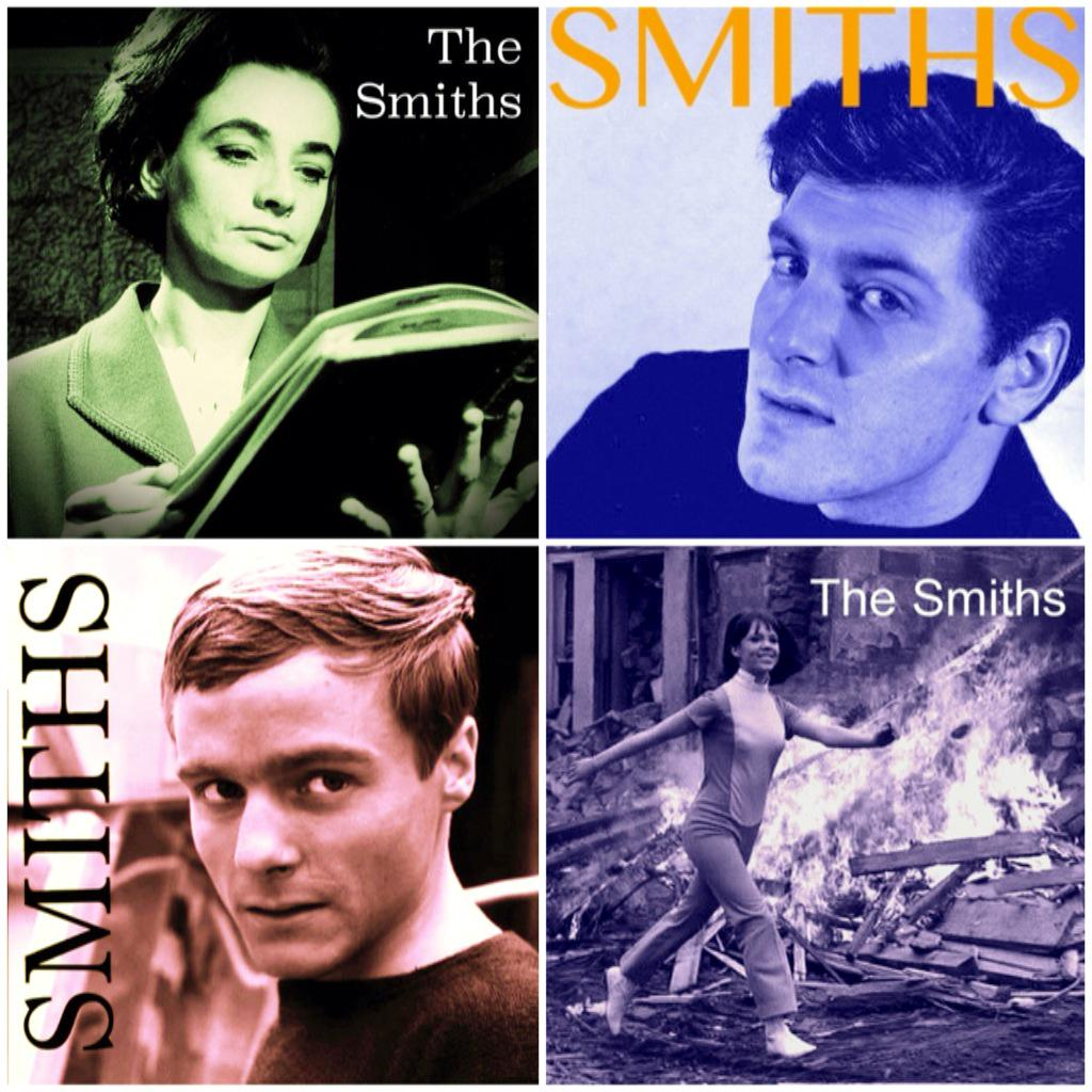 60s Dr Who assistant publicity photos are just the Smiths-y-est things ever to not actually be on Smiths covers... http://t.co/tzL028FlA7