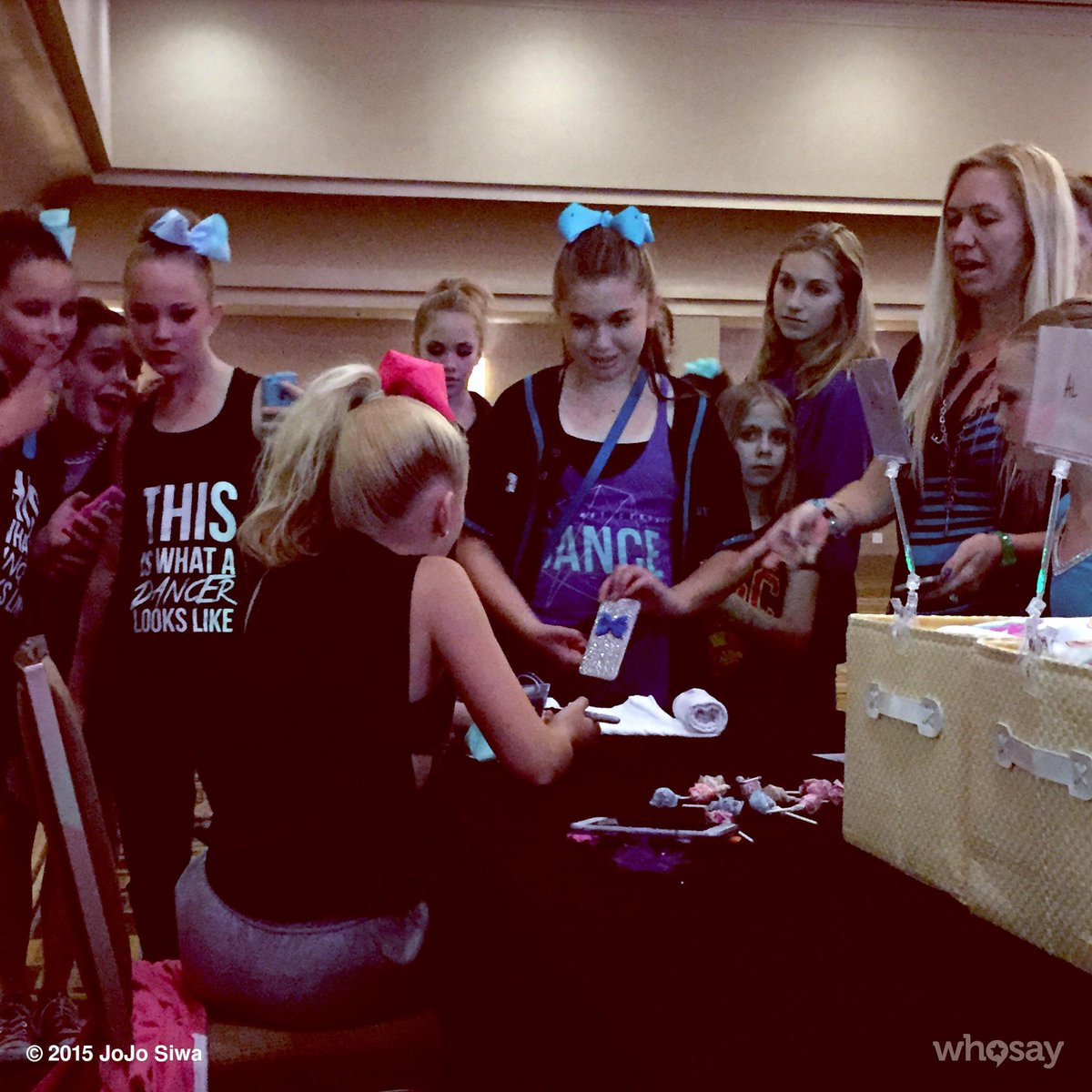 jojo siwa meet and greets 2015
