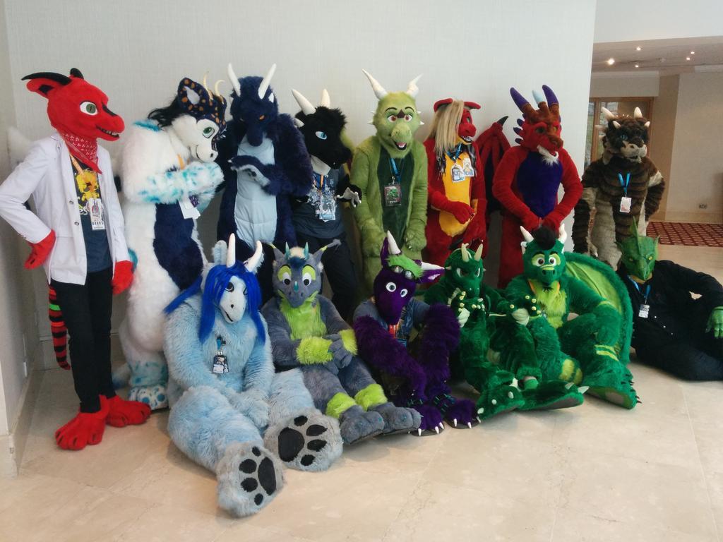 Dragons of #CFz2015 http://t.co/gyOnXElNKZ