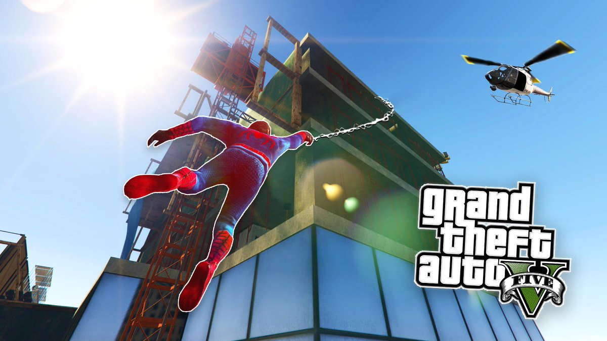 grappling hook mod gta 5