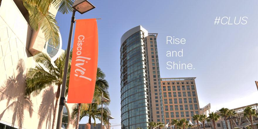 Thumbnail for Day 2: Cisco Live San Diego 2015