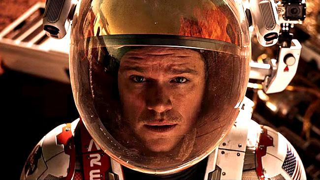 "Cinema: ""The Martian"" con Matt Damon, Trama Film e Trailer Movie ufficiale"