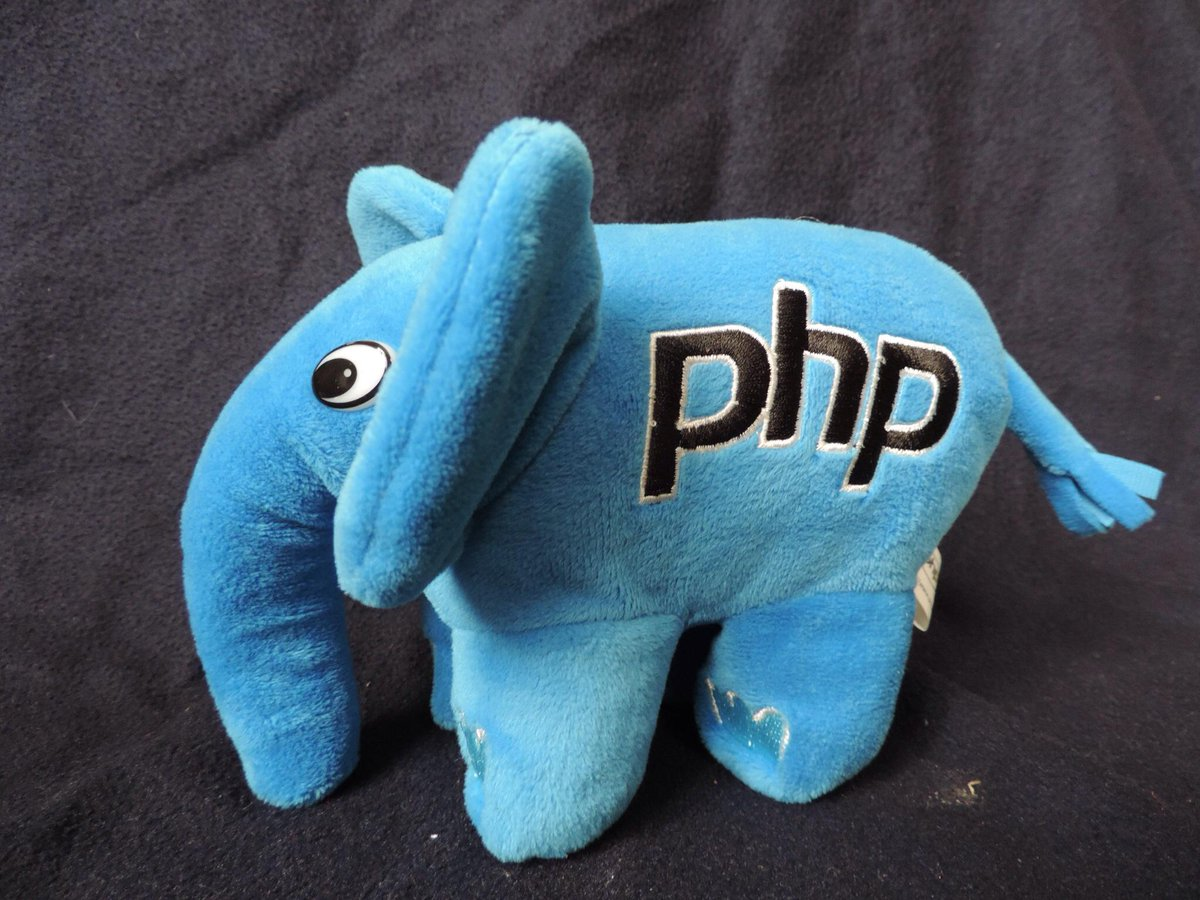 """Today, 20 years ago, @rasmus shared the sources for his """"personal homepage"""", changing the world. Happy birthday #php http://t.co/pcf3mRxrdD"""