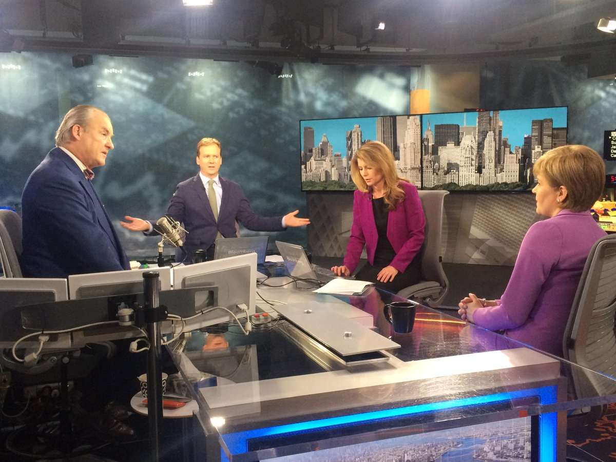 So excited to have @nicolasturgeon on @bsurveillance this morning with @TomKeene @VonnieQuinn & @bhgreeley http://t.co/ir93zXrZHx
