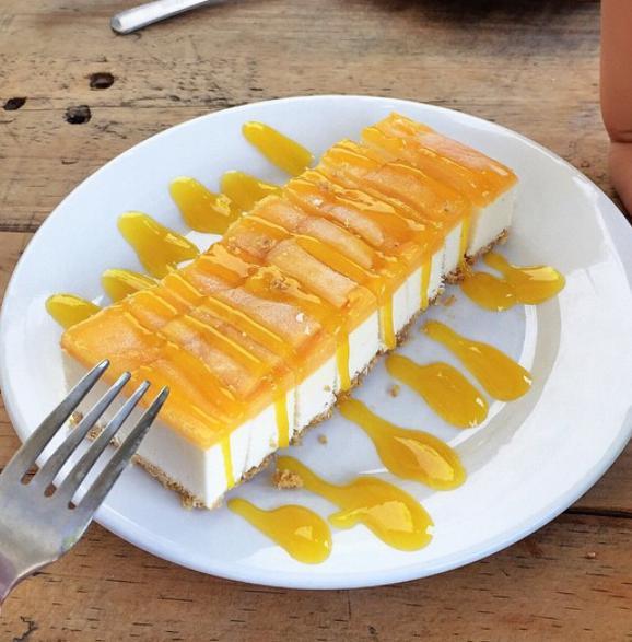 Tkm On Twitter Mango Cheesecake Http T Co C0itgzzj5i Manggo Cheese Cake Kula Cakes Cakestagram Manggocheesecake
