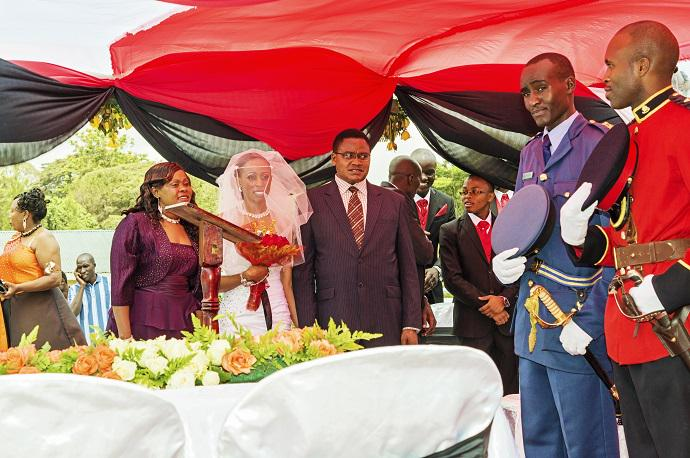Kenya Weddings On Twitter This Gorgeous Military Wedding