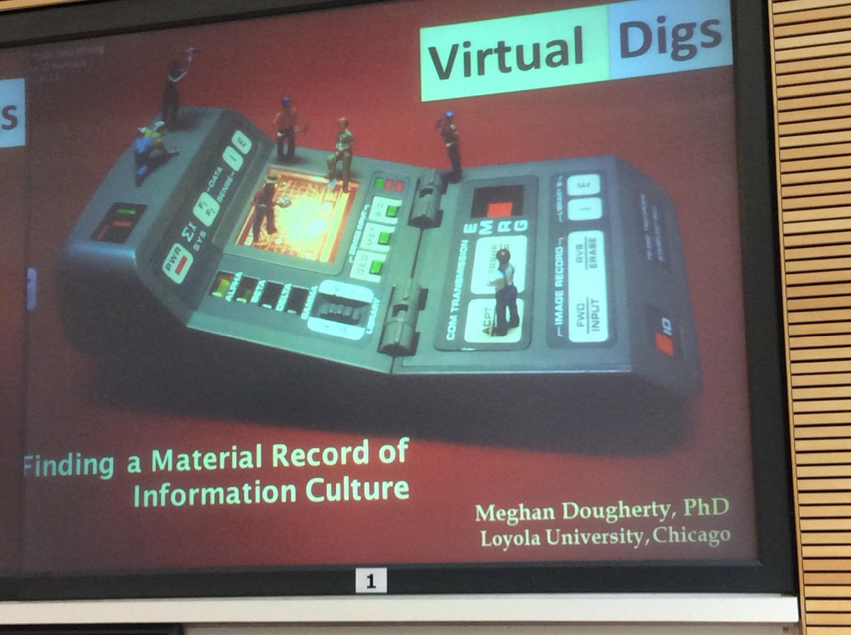 #resaw_eu Meghan Doughery keynote : Finding a Material Record of Information Culture http://t.co/24Z8D5BNh3
