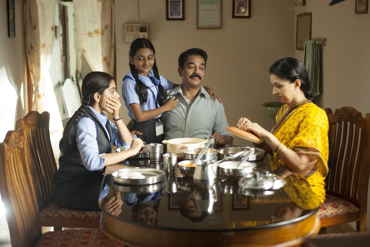 Strength of 'Papanasam' lies in its script: Kamal Haasan