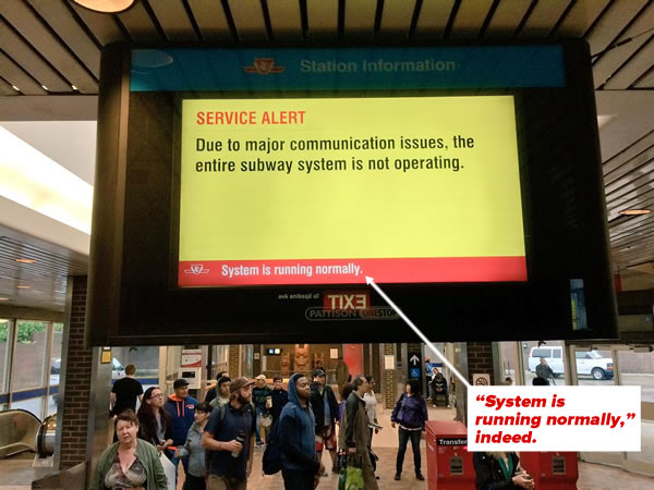 This may be the best picture ever. #TTC http://t.co/zfhLhAULNS